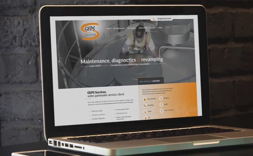 geps-services-site-web-website