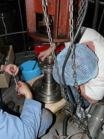 Maintenance d'un appareil DESP